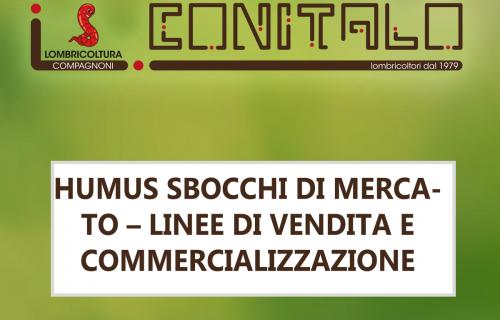 Humus sbocchi di mercato – linee di vendita e commercializzazione
