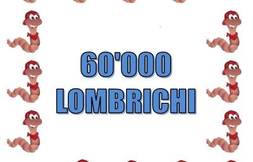 60.000 Lombrichi per impianto professionale
