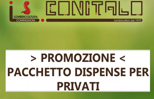 > Promozione < Pacchetto dispense Humus